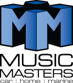 Music Masters Stereo Logo