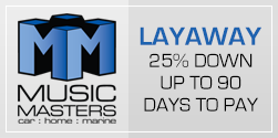 Music Master's Layaway