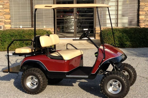 customized golf carts greenwood SC