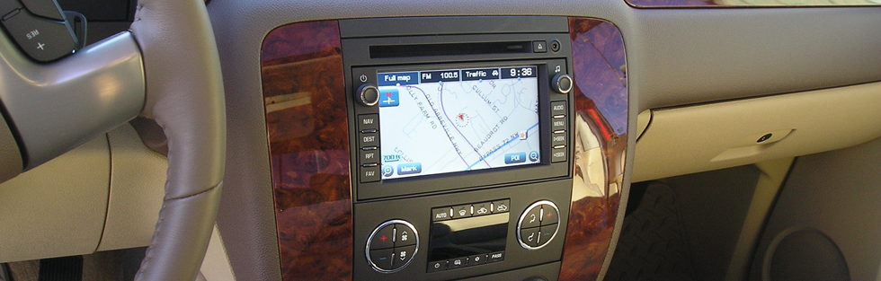 Greenwood SC Car gps